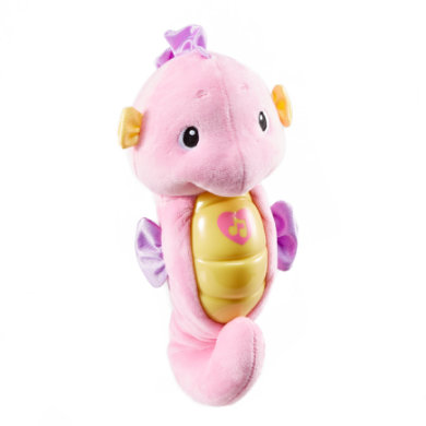 Fisher- Price snooze- a light-seahorse pink