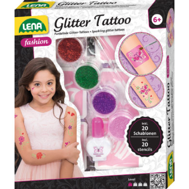 LENA Glitter Tattoo