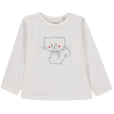 Babyoberteile - KANZ Baby Langarmshirt, weiß - Onlineshop Babymarkt