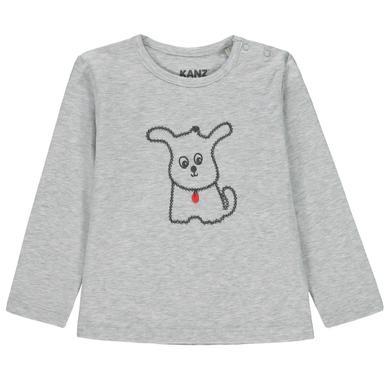 Babyoberteile - KANZ Baby Langarmshirt, grau - Onlineshop Babymarkt