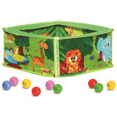 Image of Bino Spielbecken mit Bällen