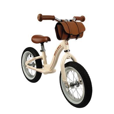 Laufrad - Janod® Vintage Bikloon Laufrad Hellbraun mit Lenkertasche - Onlineshop