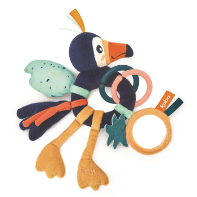 Kaloo Jungle - Activity -Rattle Alban the Tucan