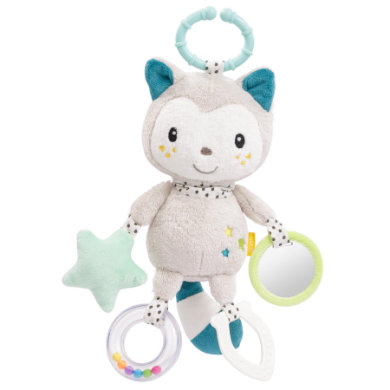 fiko Aiko  Yuki Activity cat with ring