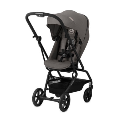 cybex Eezy S Twist 2019 Denim Manhattan Grey - šedá