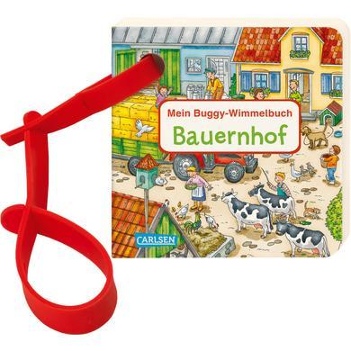 Image of CARLSEN Mein Buggy-Wimmelbuch: Bauernhof