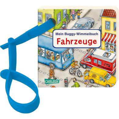 Image of CARLSEN Mein Buggy-Wimmelbuch: Fahrzeuge