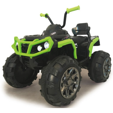 JAMARA Ride-on Quad Protector 12V zelený