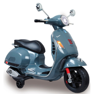 JAMARA Ride-on Vespa 12V šedá