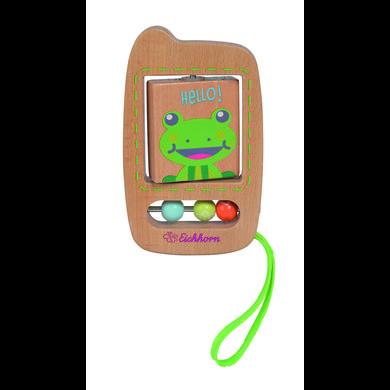 Eichhorn Téléphone enfant, miroir bois