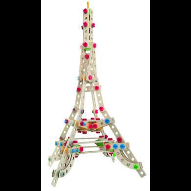 Eichhorn Jeu de construction enfant Tour Eiffel bois