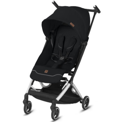 gb goodbaby  Pockit All City Velvet Black 2019 - černá