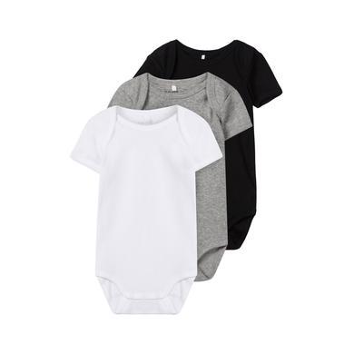 Babywaesche - name it Body 3er Pack body – bunt – Gr.86 – Unisex - Onlineshop Babymarkt