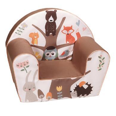 Sitzmöbel - knorr® toys Kindersessel Forest 51 cm  - Onlineshop Babymarkt