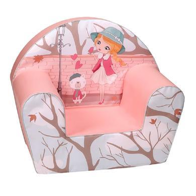 Sitzmöbel - knorr® toys Kindersessel Pink Lady  - Onlineshop Babymarkt