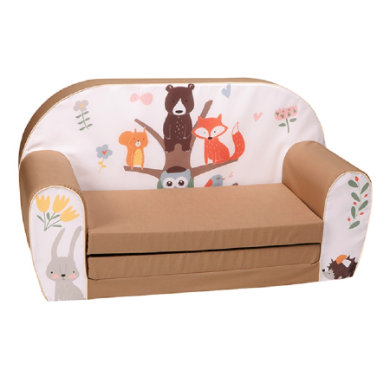 Sitzmöbel - knorr® toys Kindersessel Forest braun  - Onlineshop Babymarkt