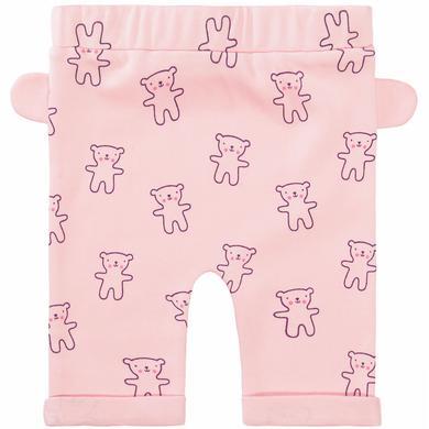Staccato Girls Hose gemustert rosa pink Gr.Newborn (0 6 Monate) Mädchen