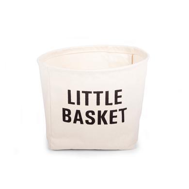 CHILDHOME Kleiner Aufbewahrungskorb aus Baumwolle Kids Little Basket