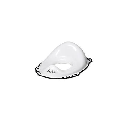 bieco  Toilet sæde lulu hvid