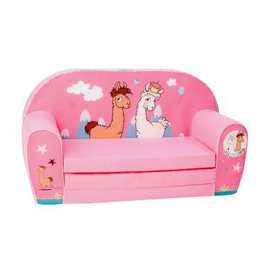 knorr® hračky dětská pohovka - NICI La-La-Lama Lounge