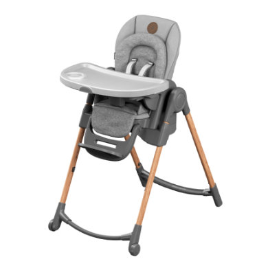 Hochstühle - MAXI COSI Hochstuhl Minla Essential Grey  - Onlineshop Babymarkt