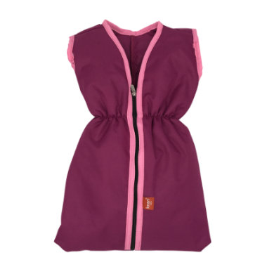 Knorr® hračky panenka spací pytel - růžová fialová