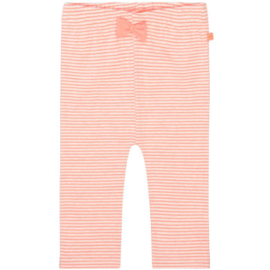 Staccato Girls Leggings neon peach gestreift orange Gr.Babymode (6 24 Monate) Mädchen
