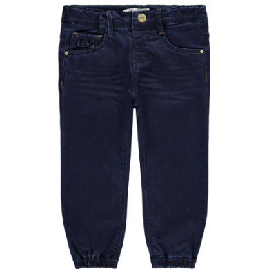 name it Girls Džíny Bibi dark blue denim slim