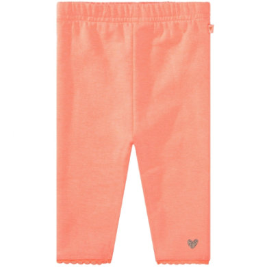 Staccato Girls Sweatleggings neon peach orange Gr.Babymode (6 24 Monate) Mädchen