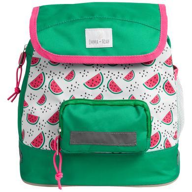 emma noah Kinderrucksack Melone grün