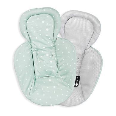Image of 4moms Neugeborenen-Einsatz für mamaRoo, rockaRoo und bounceRoo beidseitig bedruckt Cool Mesh
