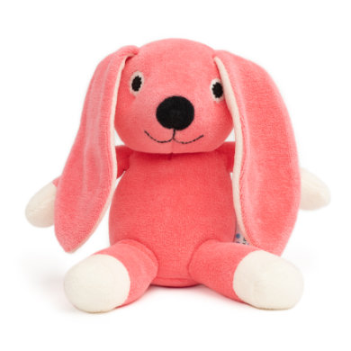 příroda Zoo Dánska Velur maznavá hračka králík, růžová