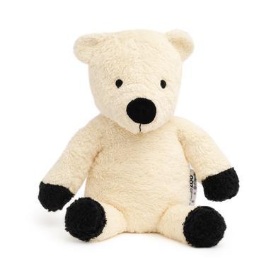 přírodní zoo v Dánsku Plyšové hračky XL polární medvědí krém