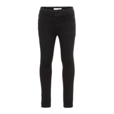 name it Girls Polly black denim schwarz Gr.Babymode (6 24 Monate) Mädchen