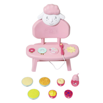 Zapf Creation Baby Annabell® Lunch Time Table