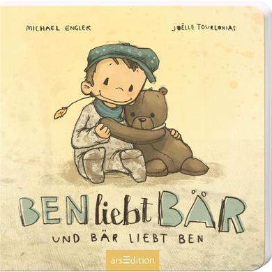 Image of arsEdition Ben liebt Bär…und Bär liebt Ben
