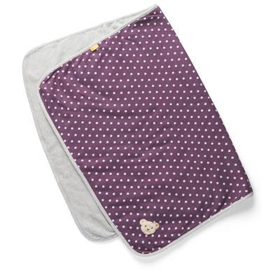 Kindertextilien - Steiff Girls Decke, hortensia  - Onlineshop Babymarkt