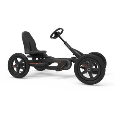 Tretfahrzeuge - BERG Pedal Go Kart Buddy Graphite Sondermodell limitiert - Onlineshop