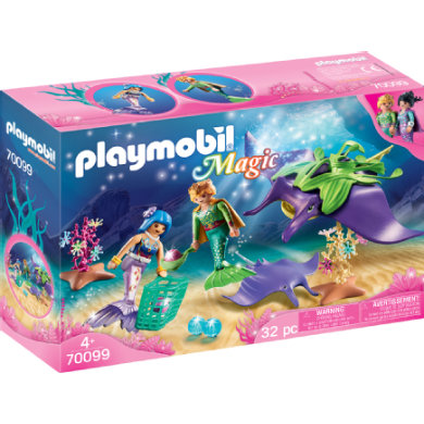 Sběratel magie Pearl PLAYMOBIL s paprsky 70099