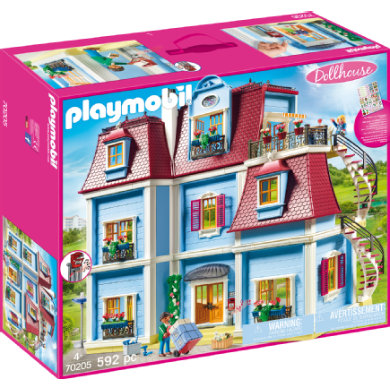 PLAYMOBIL Dollhouse My Great Dollhouse 70205