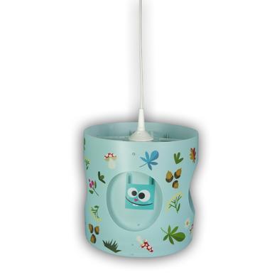 Kinderzimmerlampen - niermann Standby Dreh Pendelleuchte Zanimo türkis  - Onlineshop Babymarkt