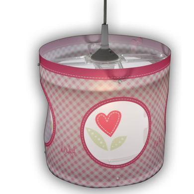 Kinderzimmerlampen - niermann Standby Dreh Pendelleuchte Lief for Girls rosa pink  - Onlineshop Babymarkt