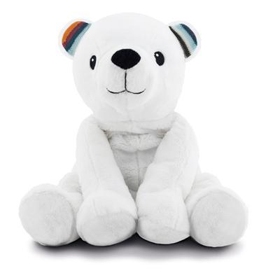 ZAZU Plyšové hračky Polární medvěd Paul