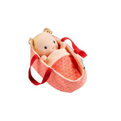 Lilliputiens Babypuppe mit Tragekorb Anais