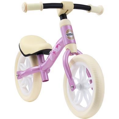 bikestar 2 in 1 Kinderlaufrad 10, pink