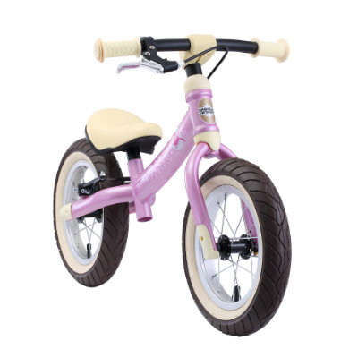 Laufrad - bikestar Mitwachsendes Lauflernrad 12 Pink - Onlineshop