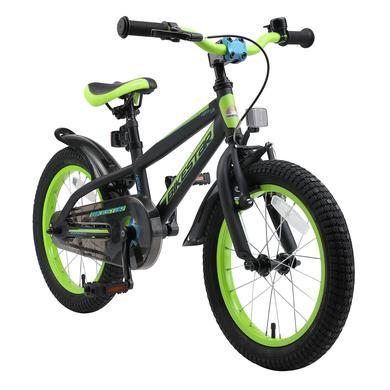 Kinderfahrrad - bikestar Kinderfahrrad 16 Mountain Schwarz Gelb - Onlineshop