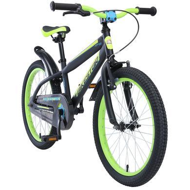 Kinderfahrrad - bikestar Kinderfahrrad 20 Mountain Schwarz Gelb - Onlineshop