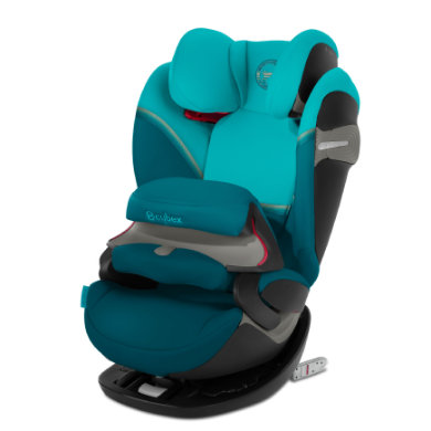 Cybex Gold Pallas S-Fix 2020 River Blue - modrá