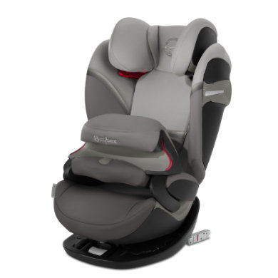 cybex GOLD Pallas S-Fix 2020 Soho Grey